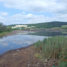 Odpadní laguna